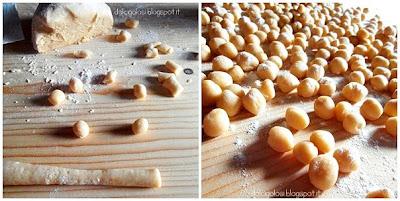 Dolci golosità: castagnole alle mandorle