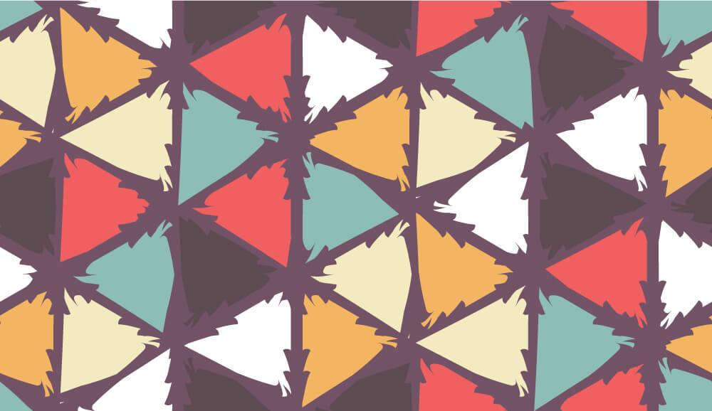 Vintage feeling pattern