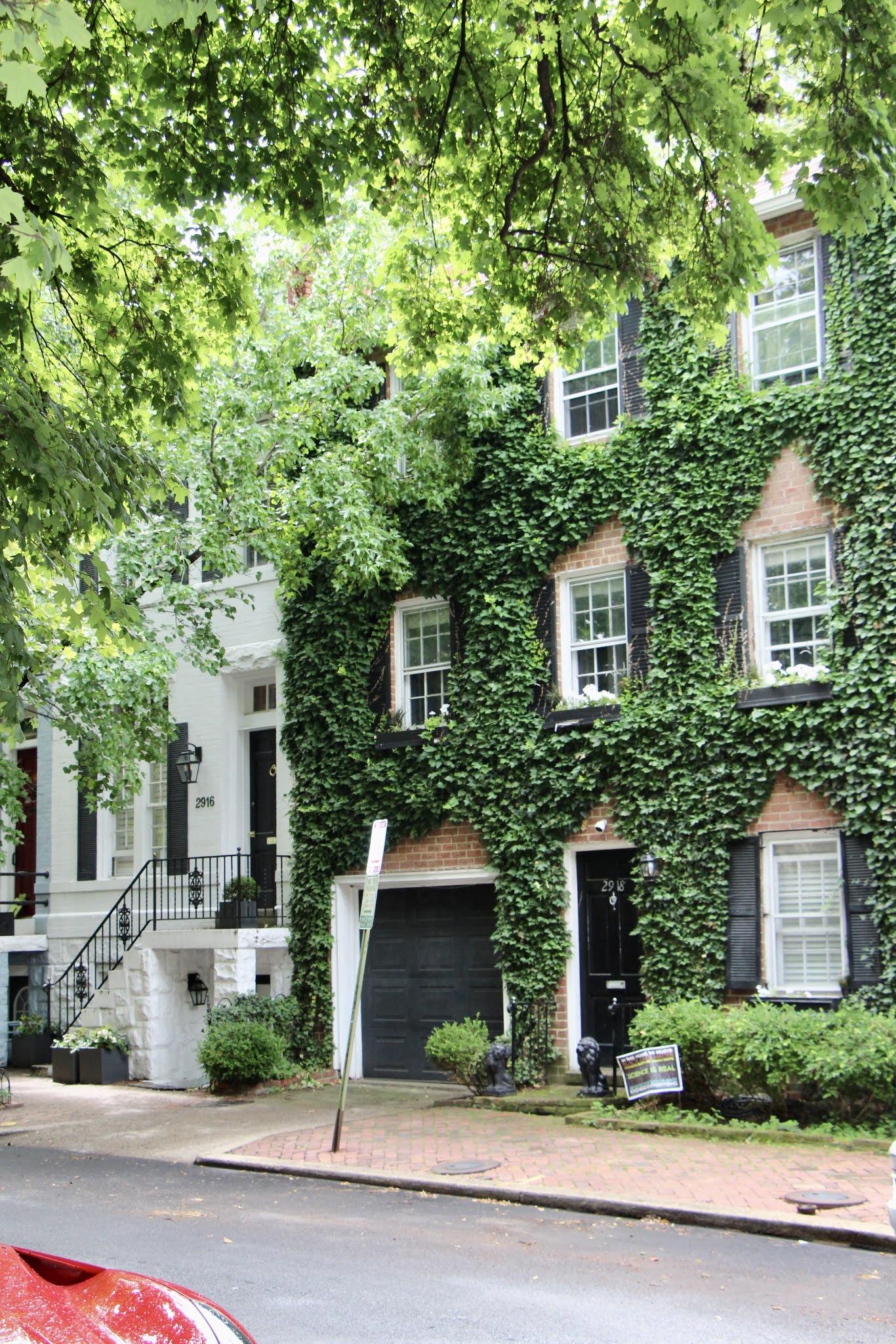 Georgetown, washington, dc, travel guide