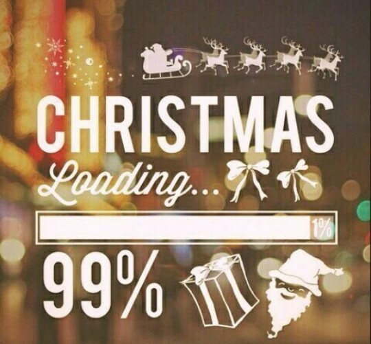 Christmas loading funny dp images