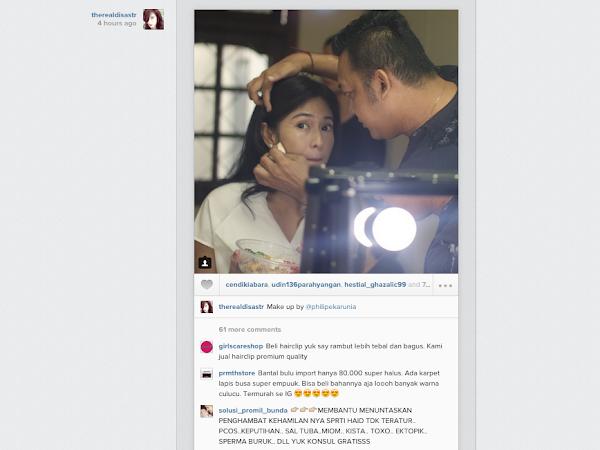 Tipe-tipe Penjual di Instagram Berdasarkan Cara Promosinya