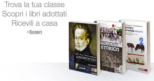 Comprare libri scolastici online a prezzi scontati for Libri scontati online