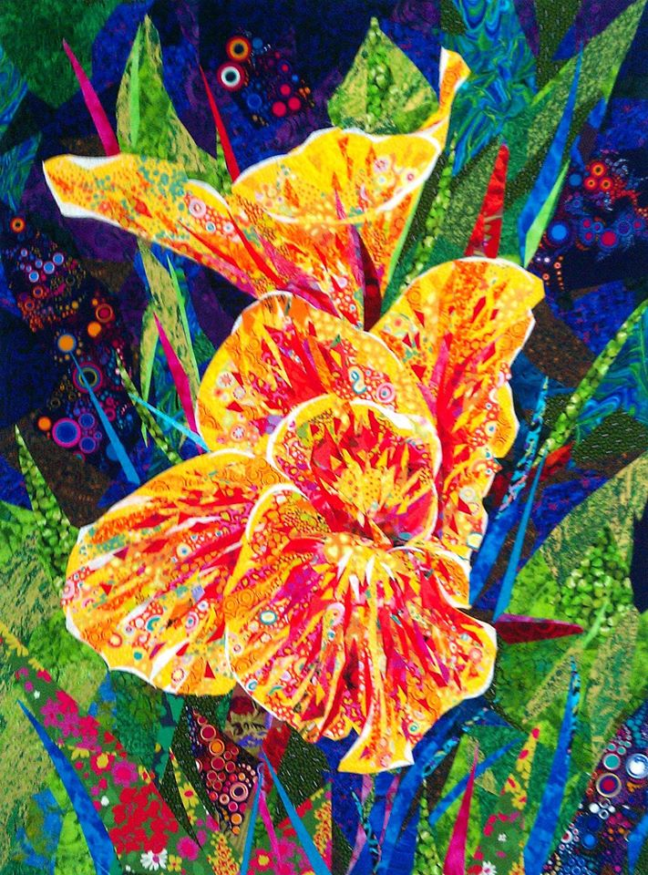 Quilting With Area 3 Stunning Artwork Of Danny Amazonas