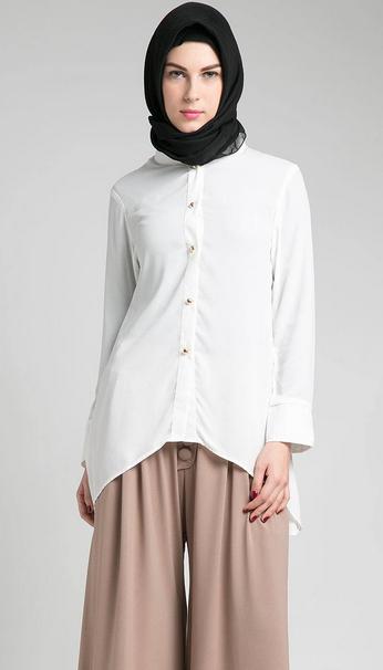 Gambar Desain baju Muslim Wanita Modern
