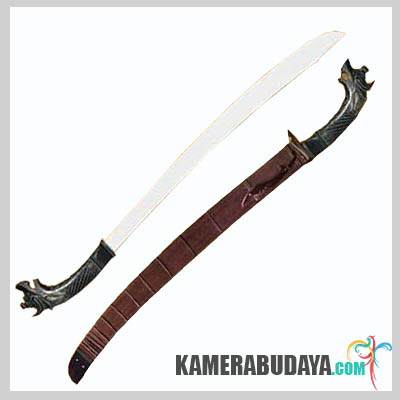 Kalewang, Senjata Tradisional Dari Sumatera Barat