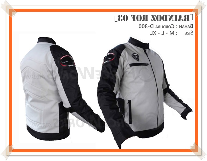 contoh desain jaket motor touring terbaik