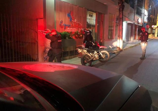 Polícia Militar realiza Operação Nômade em quatro cidades da área do 4º BPM