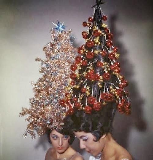 Albero Di Natale 8 Dicembre.Il Filo Di Perle Vintage Il Nostro Albero Di Natale