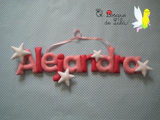 nombre-fieltro-felt-decoración-infantil-regalo-personalizado-name-banner-babyroom