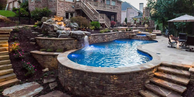 Top Design for Swimming Pool Builders