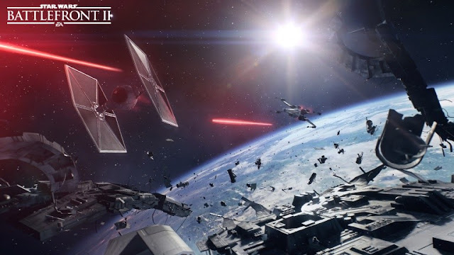 هذه هي المدة الكاملة لإنهاء طور القصة في لعبة Star Wars : Battlefront 2
