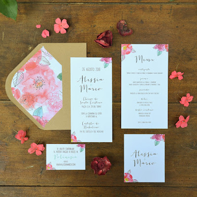mogu wedding stationary