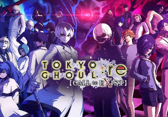 TOKYO GHOUL:re CALL to EXIST Free Download