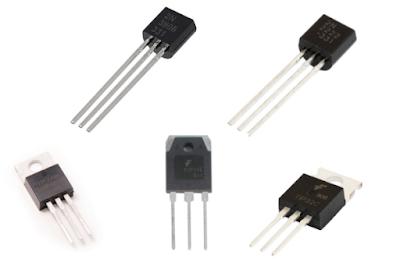 Pengertian transistor dan macam macam transistor