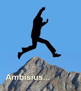 Terlalu Ambisius