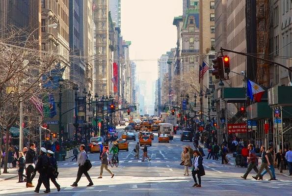 City view New York