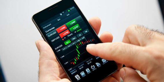 Бинарные опционы мобильные приложения