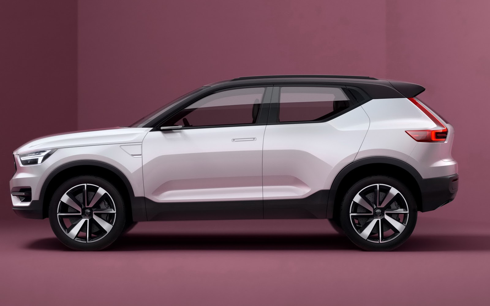 VWVortex com - Volvo 40 1 and 40 2 concepts revealed - Previews the