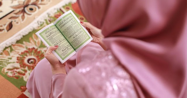 Doa Pelindung Khusus Bagi Kaum Wanita Setiap Kali Keluar Rumah