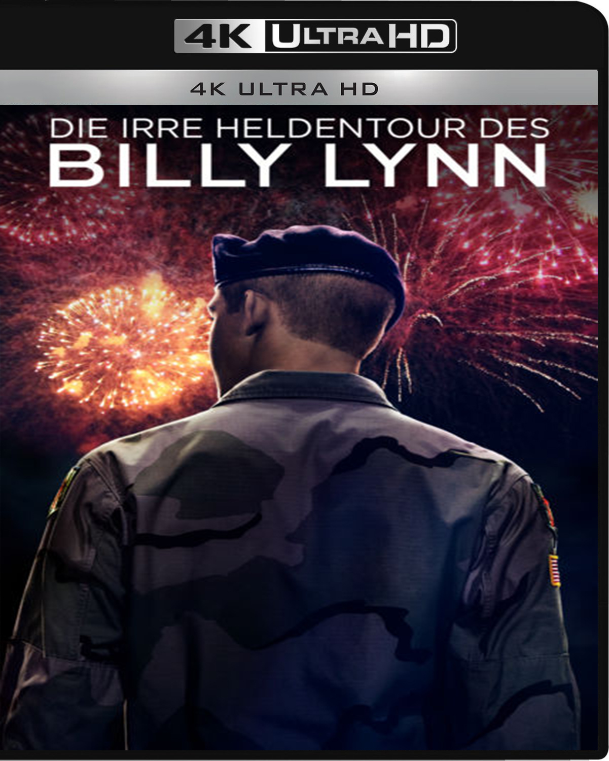 Billy Lynn's Long Halftime Walk [2016] [UHD] [2160p] [Español]