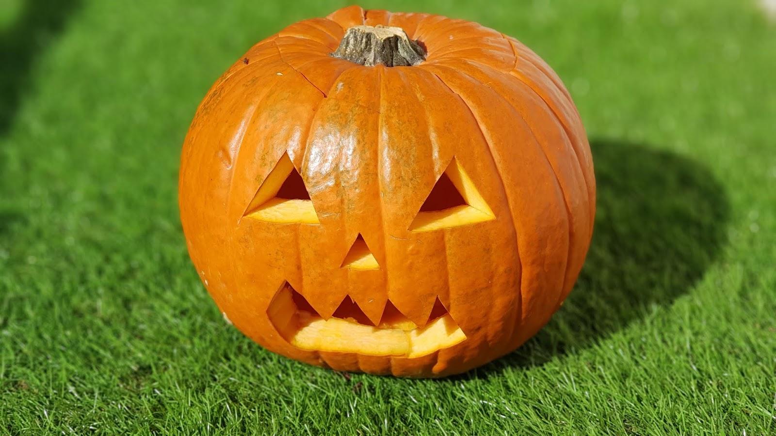 Immagini Zucca Di Halloween.La Zucca Di Halloween