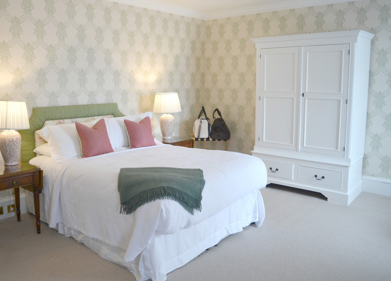 Wynyard Hall Hotel and Spa - Lady Theresa Suite
