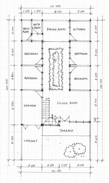 1st floor plan of home image 04