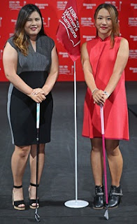Lydia Ko and Inbee Park included top women's golfer of the decade 2010s