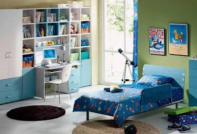 60 Desain Keren Kamar Tidur Anak Laki-laki