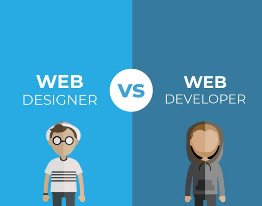 What Is The Difference Between Web Development And Web Designing