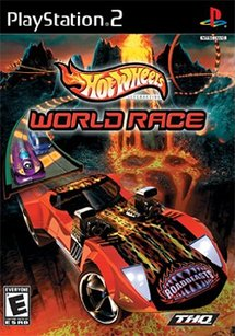 Hot Wheels World Race PS2 ISO