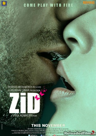 Zid 2014 Full Hindi Movie Download HDRip 720p