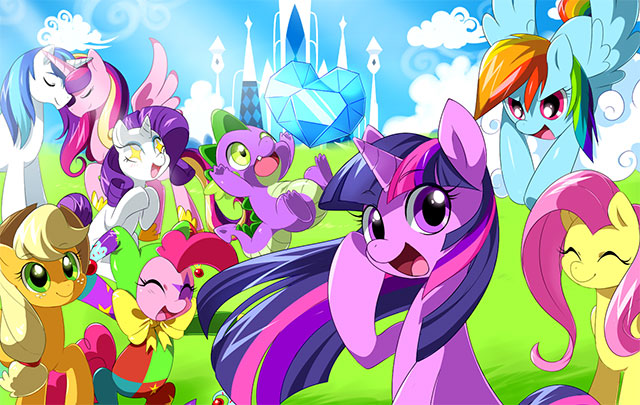 My Little Pony O Filme