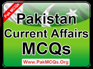 pakistan current affairs mcqs previews test mcqs