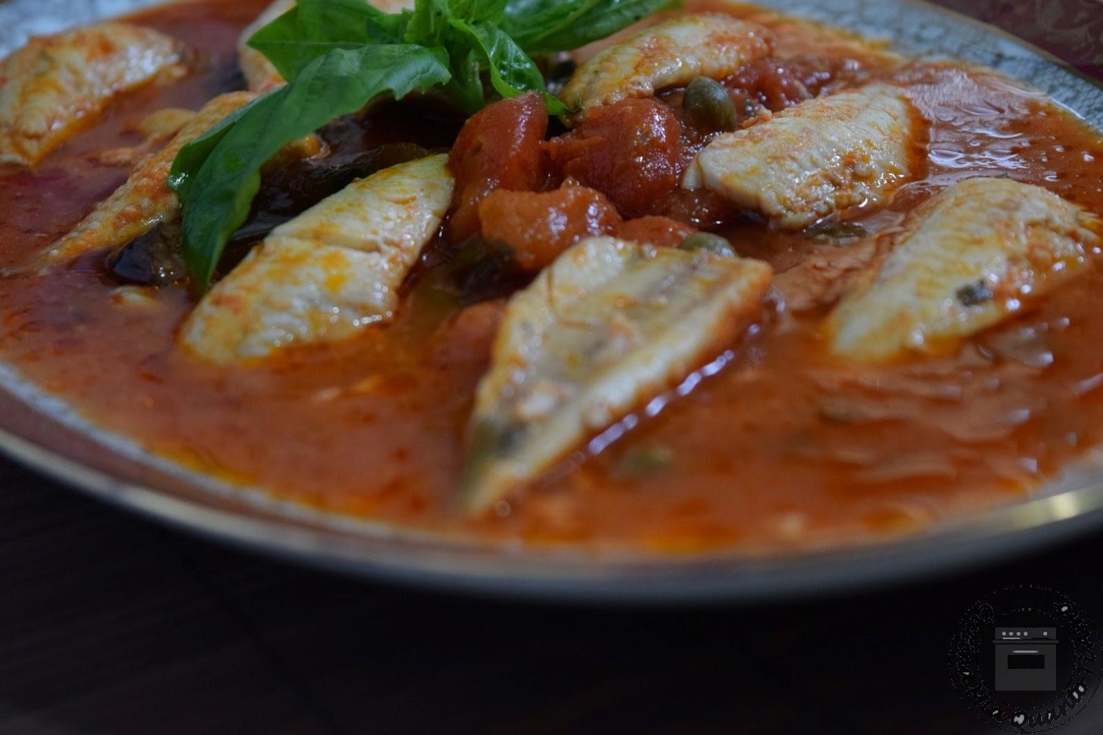 Cucina mia quanto ti amo gallinella di mare con pomodori e olive - Cucina fanpage facebook ...