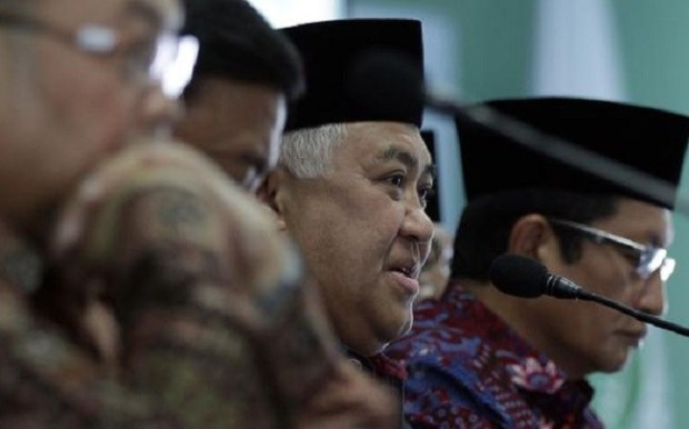 Din Syamsuddin Sebut Polisi Terlalu Cepat Simpulkan Penusuk Wiranto Terkait ISIS