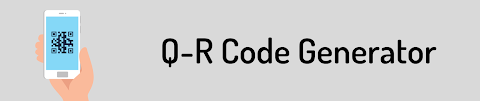 Q-R Code Generator