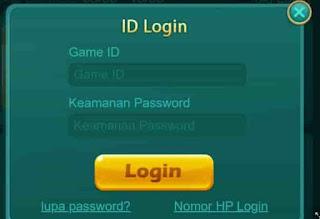 Cara Ganti Password Domino Higgs Dengan Mudah 2021