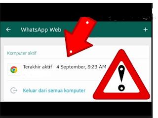 Cara Mengetahui Whatsapp Disadap dan Cara Mengatasinya Cara Ampuh Mengetahui Whatsapp Disadap Terbaru dan Cara Mengatasinya