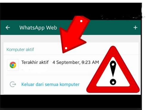 Cara Mengetahui Whatsapp Disadap dan Cara Mengatasinya