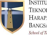 PENERIMAAN CALON MAHASISWA BARU (ITHB) 2017-2018 INSTITUT TEKNOLOGI HARAPAN BANGSA