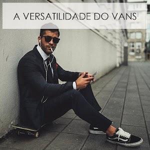 MODA | Veja como calçar um par de Vans em diferentes estilos.