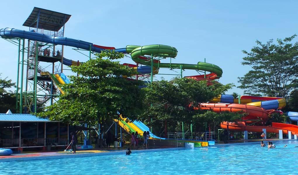 Harga Tiket Masuk Hairos Waterpark