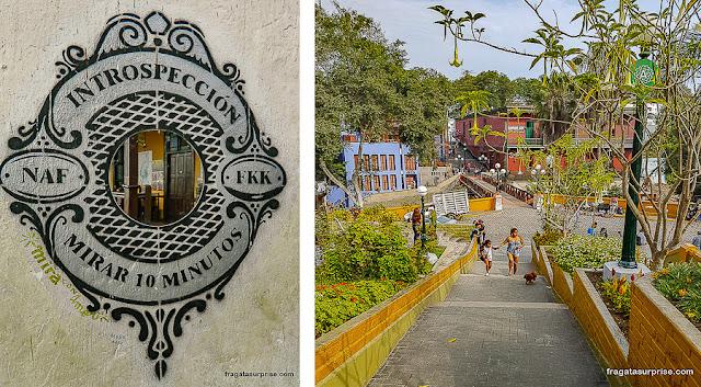 Barranco, bairro histórico de Lima, Peru