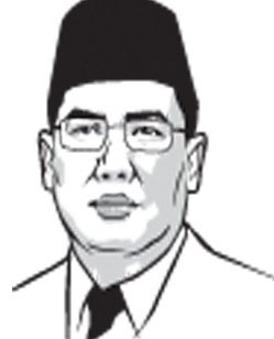 pbnu baca salawat nariyah saat hari santri nasional