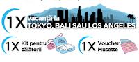 Castiga o vacanta in Tokyo, Bali si Los Angeles + 1 Kit de calatorie sau 1 voucher Musette - concurs - henkel - syoss - fa - premii - excursie - castiga.net