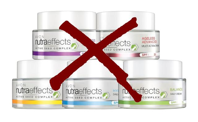 Naturalne kosmetyki z serii NutraEffects - kolejny chwyt marketingowy od Avonu