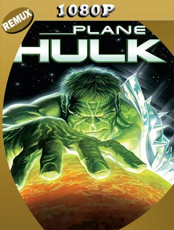 Planeta Hulk (2010) BDRemux 1080p Latino [Google Drive] Tomyly