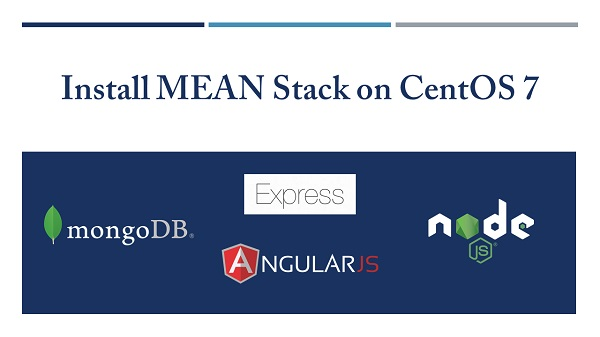 Install MEAN Stack on CentOS 7