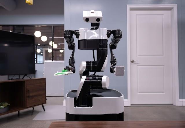 Toyota Research Institute (TRI) ने दिखाया एक नया किचन रोबोट